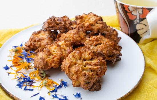 False oatmeal keto cookies