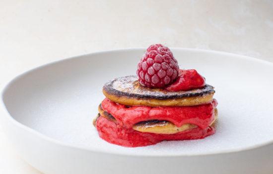 Keto syrniki- delicious curd pancakes