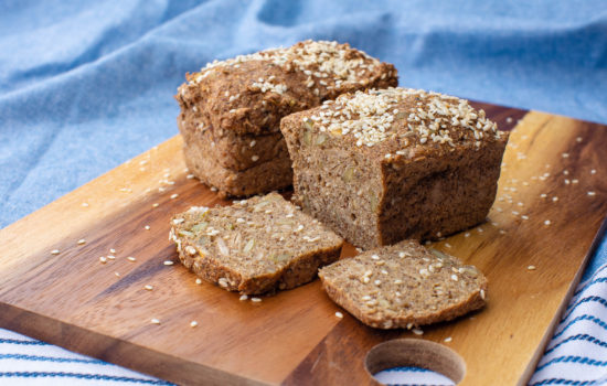 Keto bread with collagen